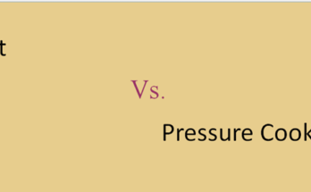 Differences between Pressure Cooker and Instant Pot - All ...
